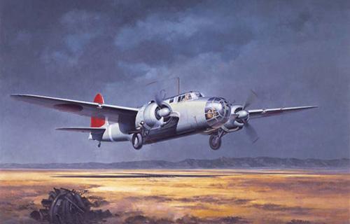 ���e�ki�fh�.+y����b_日本ki48川崎99式轰炸机