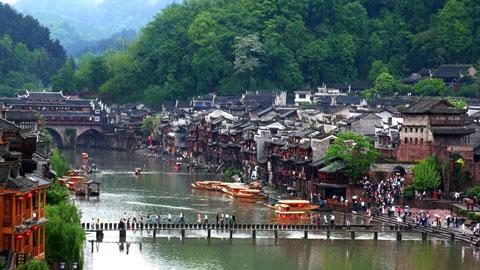 风景 古镇 建筑 旅游 民居 摄影 480_270