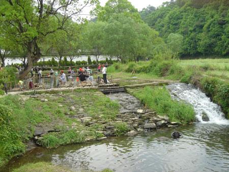 江西婺源李坑旅游景点介绍