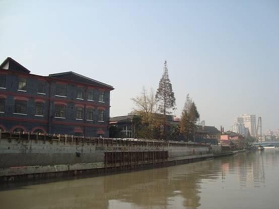 苏州河观光览公司也在