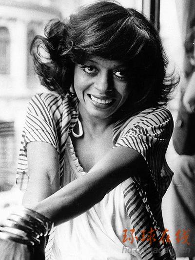 美国黑人女歌手及演员