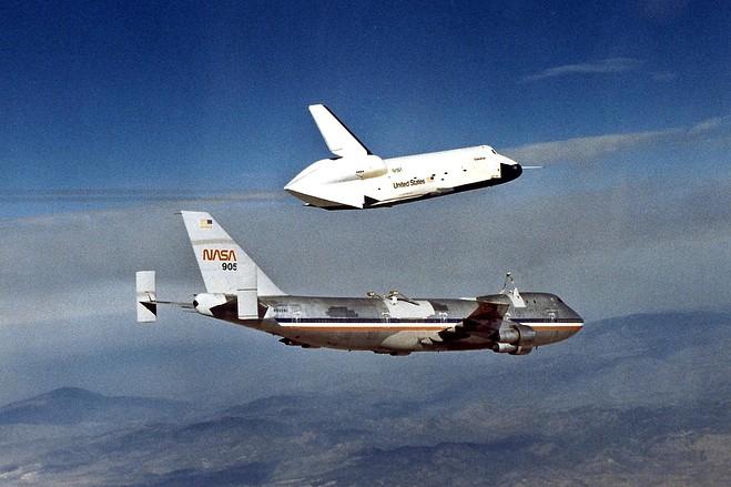 美国航天飞机的30年