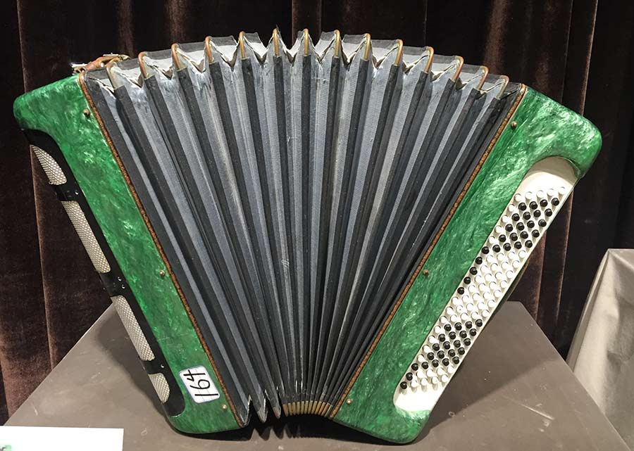 Accordion museum born of man's love for its music