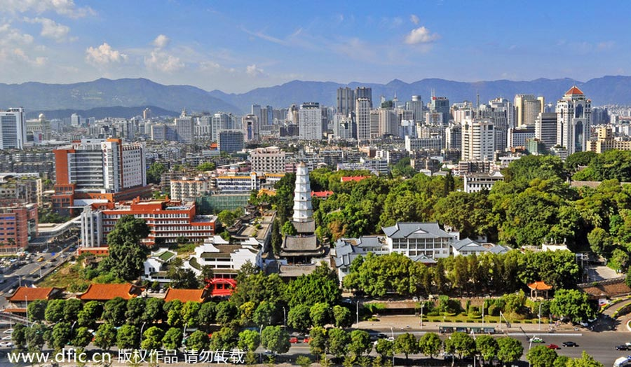Top 10 Cities With Best Air Quality In China