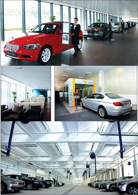 First All New Bmw 5s Dealer Opens In Beijing Editor S Picks