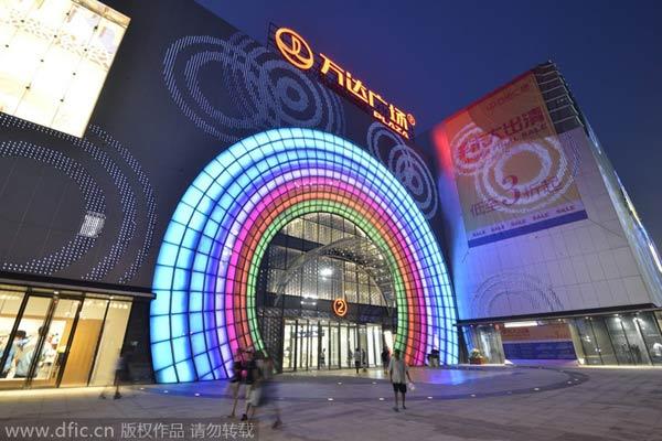 Dalian wanda commercial properties ipo