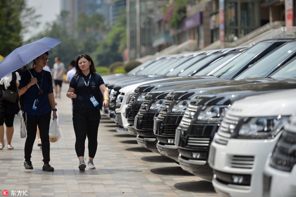 British automotive industry to see further relations with Chinese market