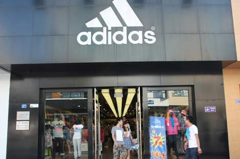 Adidas to open 600 more stores
