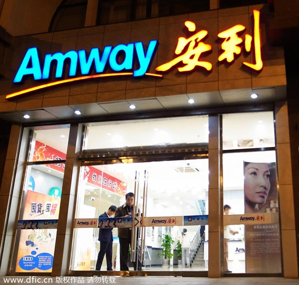 amway in china essay Amway has more than 3 million people are already on their way to the mission statement of amway marketing essay september 14, 2017 july 15  china, and so on.