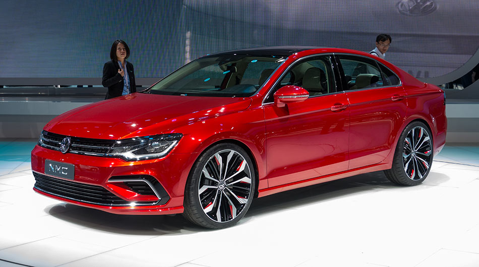 World premieres at Beijing auto show