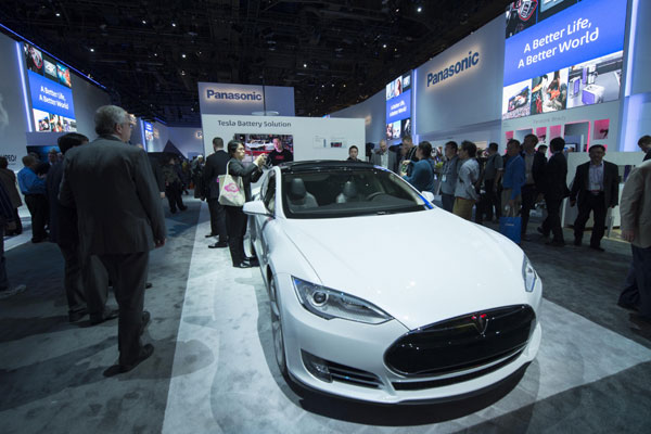 Tesla loses out on green car sales boost project
