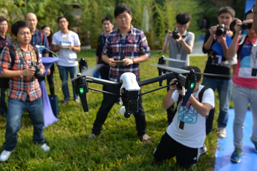 acheter un drone au vietnam
