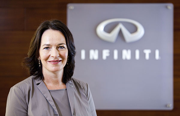 Dongfeng Infiniti appoints new president