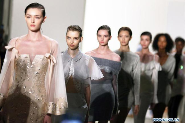 Alibaba Nyfw Reach Deal To Bring Us Designers To Chinese Market Business Chinadaily Com Cn
