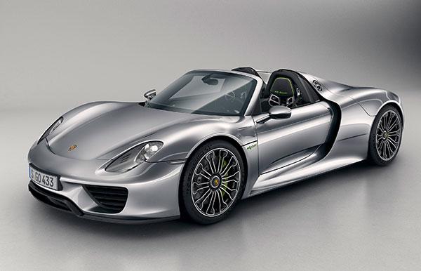 Auto Guangzhou witnesses new Porsche sports cars Asia