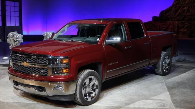 Gm Recalls 370k Large Pickups For Possible Fire Issue Business Chinadaily Com Cn