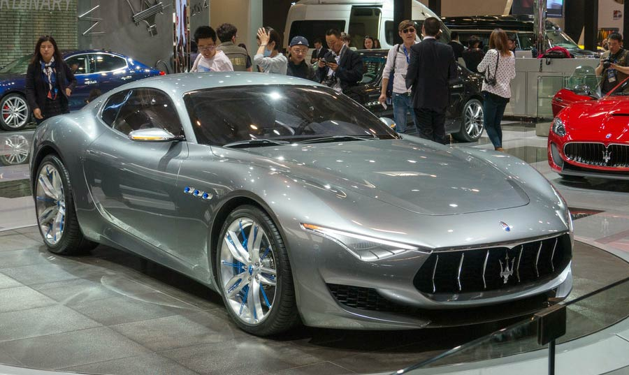 Most Expensive Maserati >> Top 10 Most Expensive Sports Cars For 2016 4 Chinadaily Com Cn