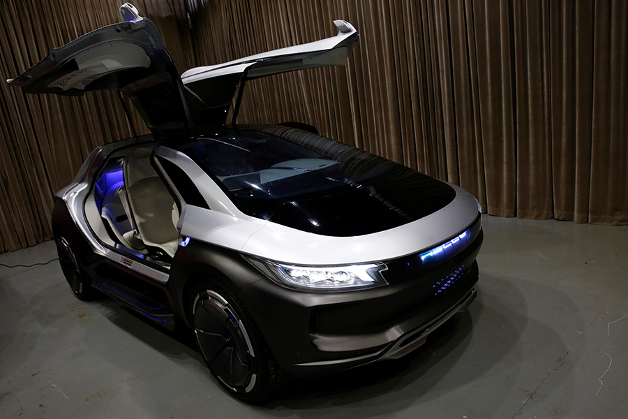New Chinese Electric Car Manufacturer Targets Young People 2