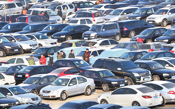 Used Cars Dealership >> Better Used Car Market May Clear Way For Firsthand Sales