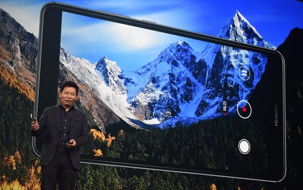 Huawei wants to beat Apple in smartphones in