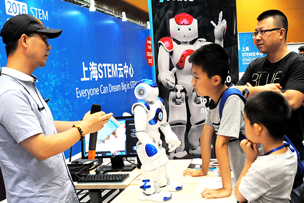 Chinese parents mired by hefty costs for tech-focused education