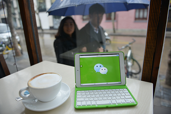 How WeChat connects world with China