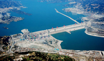 an analysis of the three gorges dam project on chinas of yangzi river