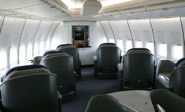 Inside Of China S Air Force One 6 Chinadaily Com Cn