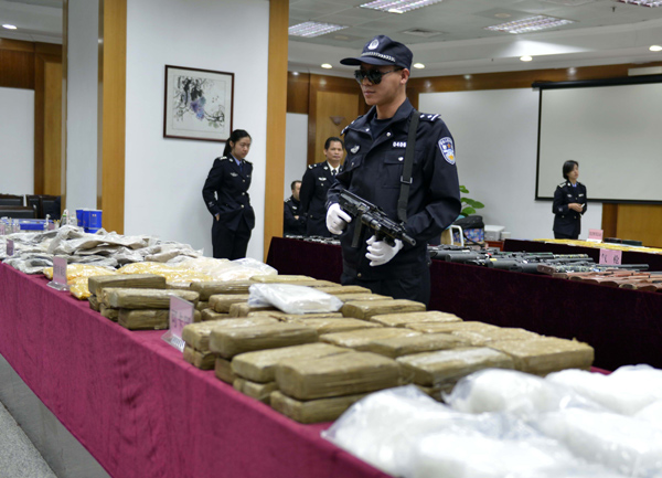 Hurdles in drug fight remain for police - China - Chinadaily.com.cn