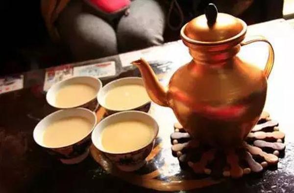 Tibetan buttered tea culture[2]- Chinadaily.com.cn
