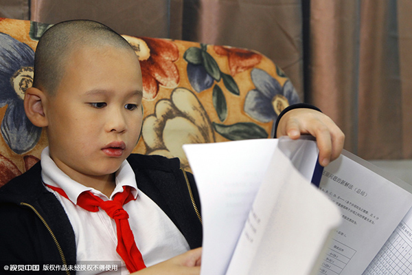 Child prodigy, with IQ of 146, stirs debate on how to teach
