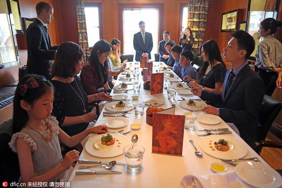 chinese table manners
