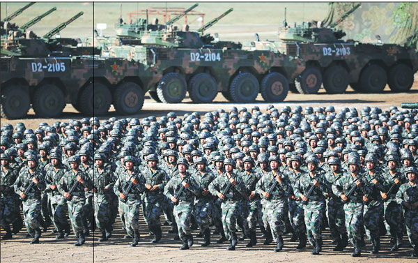 Image result for china army