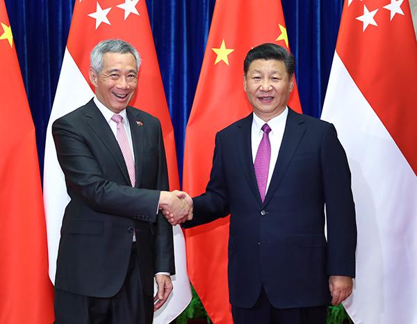 Xi: Strengthening trust is key