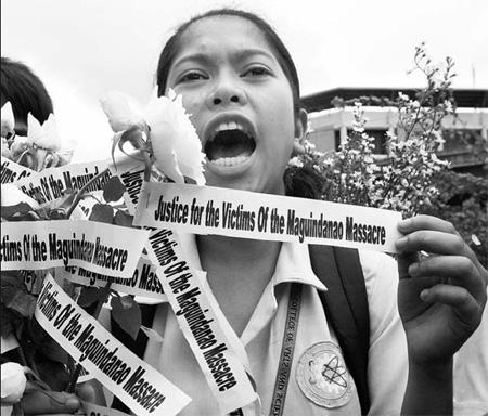 Martial Law Follows Philippine Massacre