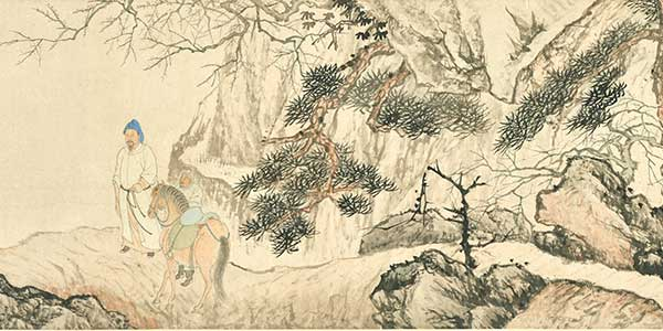 Drawing Ancient Chinese Art
