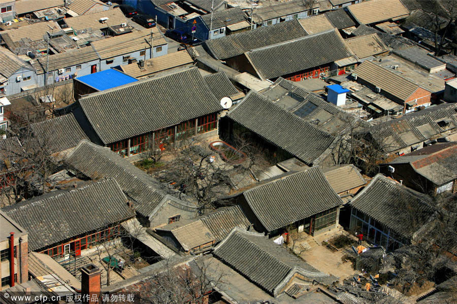Culture Insider 10 Types Of Residential Houses Across China 1 Chinadaily Com Cn