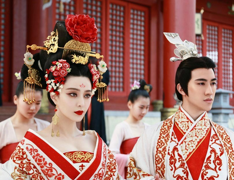 The Empress of China - Best TV Shows to Learn Chinese