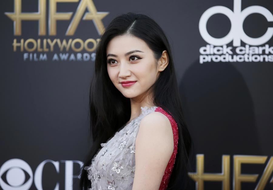 Chinese actress sex