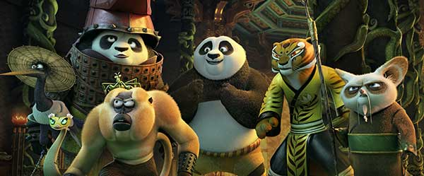 Po Of Kung Fu Panda Returns To His Chinese Roots 1 Chinadaily Com Cn