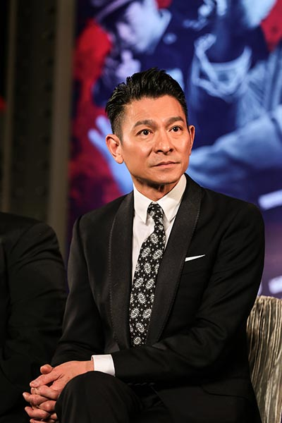 Andy Lau handsome