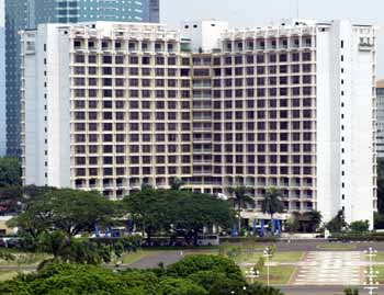 Hilton Hotels In Indonesia Hunker Down After Threat