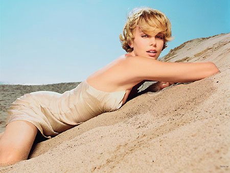 charlize theron lesbian