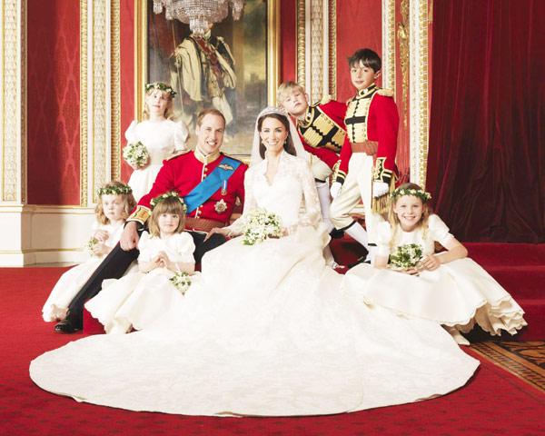 bristká královská rodina