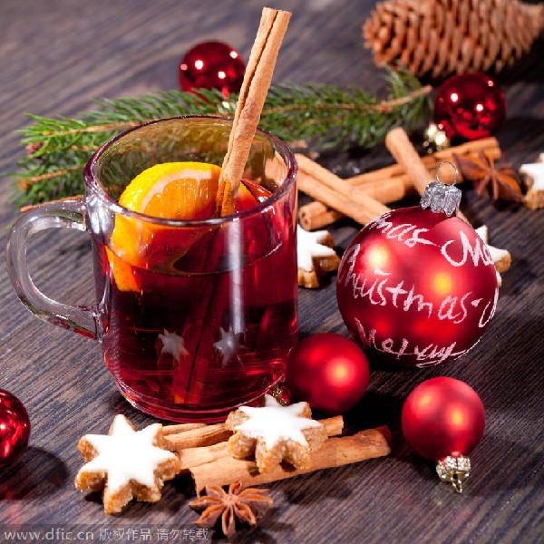10 hot drinks to make Christmas merrier