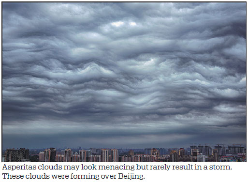 Cloudy outlook brings sunshine to online group