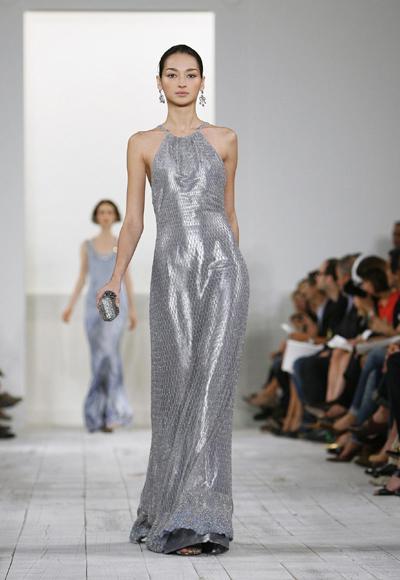 New York Fashion Show  Ralph Lauren Spring 2010 6531ff062