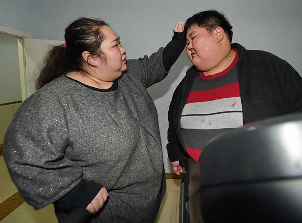 Obesity On Rise In Rural China Study 1 Chinadaily Com Cn