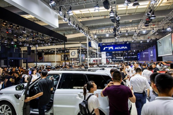 Changchun auto expo to begin in July