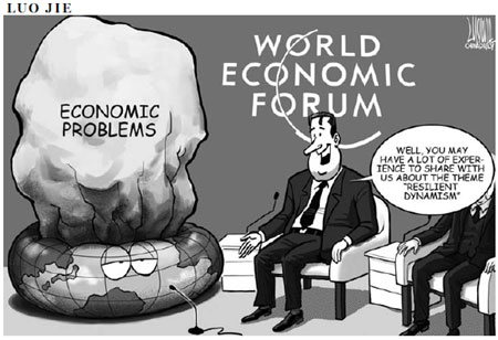 World Economic Forum - Opinion - Chinadaily.com.cn